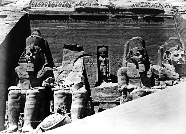 El gran templo - fotos de Egipto