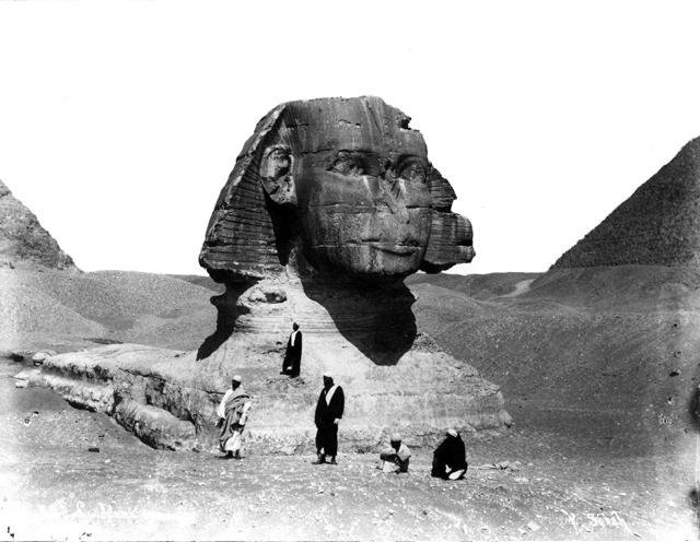 Giza-esfinge