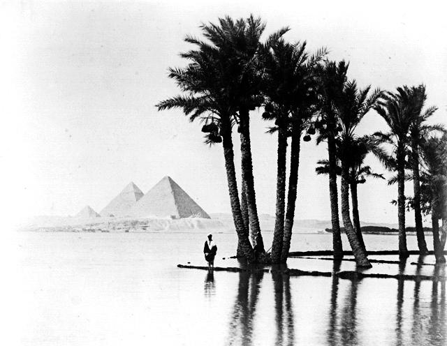 Giza-piramides - fotos de Egipto