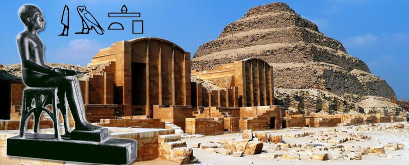 Imhotep-saqqara