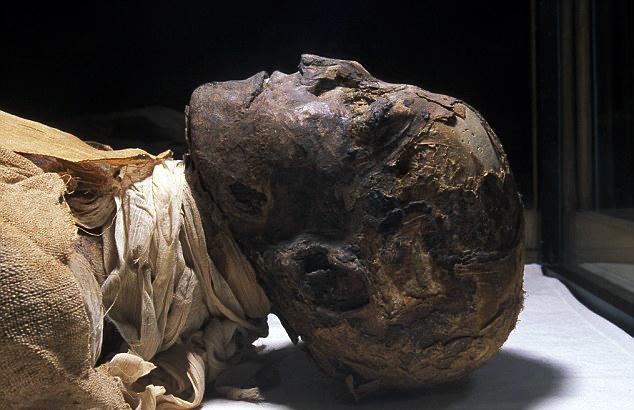 asesinato del faraón Ramsés III