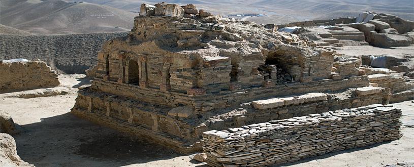 900 sitios arqueológicos