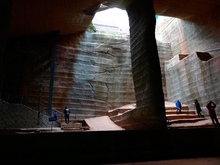 Las Cuevas de Longyou