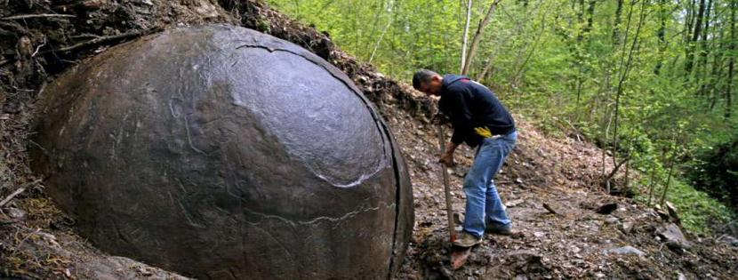 Esfera gigante Bosnia