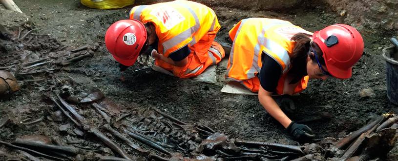 10 mil años de historia londinense