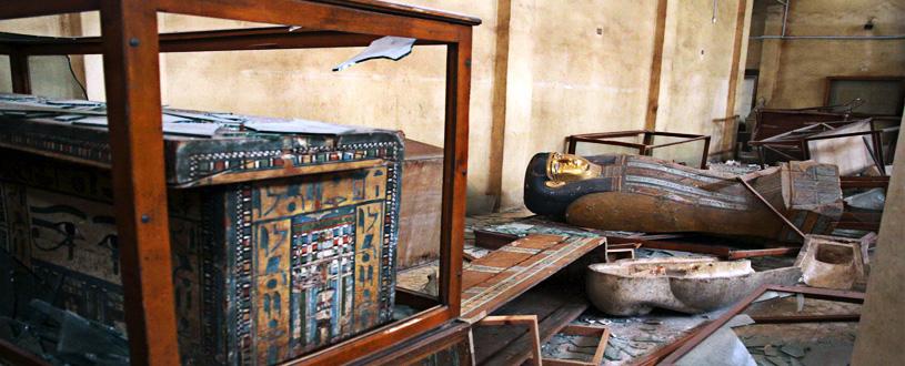 Arqueología robada