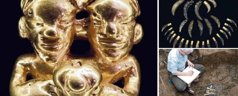 """El oro de """"La necrópolis de El Caño"""""""