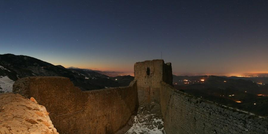 Castillo Montsegur