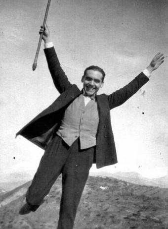 restos de Federico Garcia Lorca